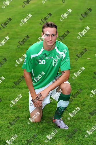 2011-07-30 / Voetbal / seizoen 2011-2012 / Exc. Kaart /  Simon Van Cant..Foto: mpics