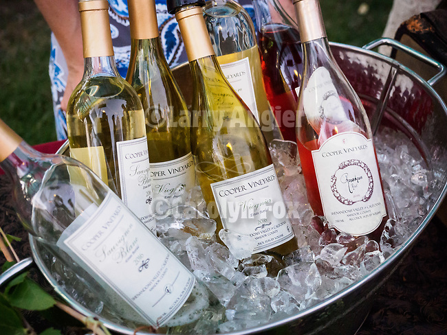 Wine tasting at the 79th Amador County Fair, Plymouth, Calif.<br /> <br /> <br /> Cooper wines<br /> <br /> #AmadorCountyFair, #PlymouthCalifornia,<br /> #TourAmador, #VisitAmador, #AmadorWineGrapeGrowers, #AmadorWines