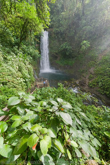 La Paz waterfalls, Cost Rica, Central America