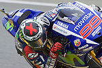 Free practices in Le Mans during the world championship 2015<br /> jorge lorenzo