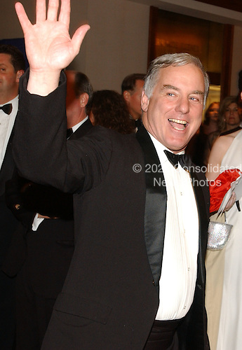 Washington, DC - May 1, 2004 -- Howard Dean arrives for the 2004 White House Correspondents Association Dinner in Washington, D.C. on May 1, 2004..Credit: Ron Sachs / CNP.(RESTRICTION: No New York Metro or other Newspapers within a 75 mile radius of New York City)