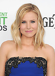 Kristen Bell<br />  attends The 2014 Film Independent Spirit Awards held at Santa Monica Beach in Santa Monica, California on March 01,2014                                                                               © 2014 Hollywood Press Agency