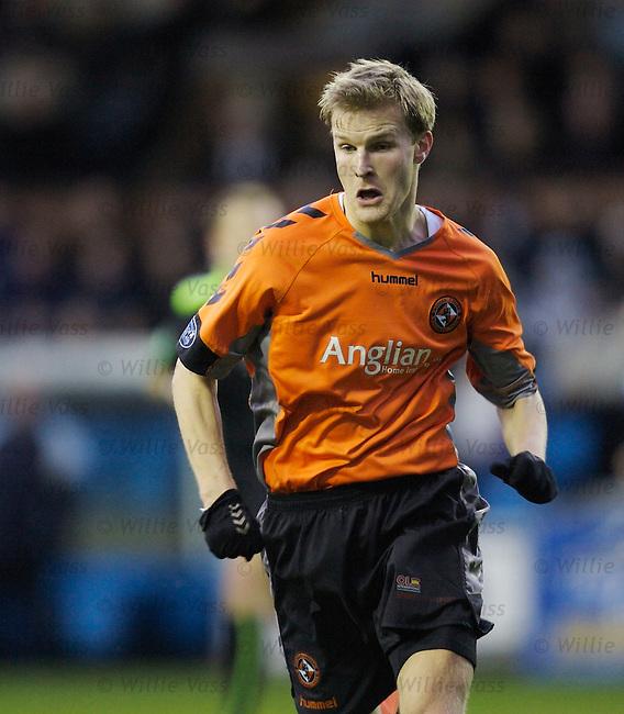 Christian kalvenes, Dundee Utd.stock season 2006-2007.pic willie vass