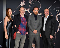 "LOS ANGELES, USA. October 30, 2019: Rebecca Ferguson, Mike Flanagan, Ewan McGregor & Trevor Macy at the US premiere of ""Doctor Sleep"" at the Regency Village Theatre.<br /> Picture: Paul Smith/Featureflash"