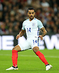 England's Theo Walcott in action during the friendly match at Wembley Stadium, London. Picture date November 15th, 2016 Pic David Klein/Sportimage