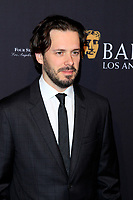LOS ANGELES - JAN 6:  Edgar Wright at the 2018 BAFTA Tea Party Arrivals at the Four Seasons Hotel Los Angeles on January 6, 2018 in Beverly Hills, CA