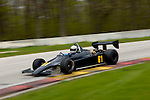 Dale Long in his 1981 Ralt RT4 Formula Atlantic at the SVRA Vintage GT Challenge at Road America, 2005