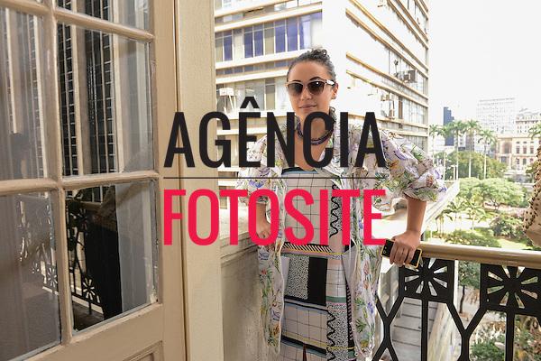 Mari Di Pilla<br /> <br /> <br /> Isabela Capeto<br /> <br /> S&atilde;o Paulo Fashion Week- Ver&atilde;o 2016<br /> Abril/2015<br /> <br /> foto: Gabriel Cappelletti/ Ag&ecirc;ncia Fotosite