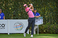 Rafael Cabrera Bello (ESP) watches his tee shot on 12 during round 2 of the World Golf Championships, Mexico, Club De Golf Chapultepec, Mexico City, Mexico. 2/22/2019.<br /> Picture: Golffile | Ken Murray<br /> <br /> <br /> All photo usage must carry mandatory copyright credit (&copy; Golffile | Ken Murray)