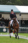 Oliver Townend riding ODT Sonas Roviatio during the Dressage phase of the 2012 Land Rover Burghley Horse Trials in Stamford, Lincolsnhire