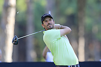Thomas Aiken (RSA) tees off the 10th tee during Sunday's Final Round of the 2018 Turkish Airlines Open hosted by Regnum Carya Golf &amp; Spa Resort, Antalya, Turkey. 4th November 2018.<br /> Picture: Eoin Clarke | Golffile<br /> <br /> <br /> All photos usage must carry mandatory copyright credit (&copy; Golffile | Eoin Clarke)
