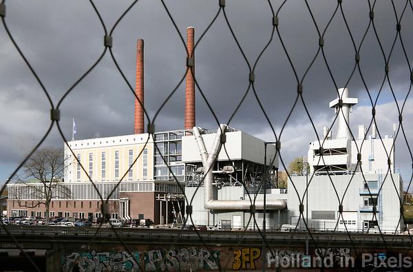 Nederland Eindhoven 2017 .  De oude energiecentrale van Philips. De monumentale centrale wordt verbouwd tot een plek voor de creatieve maakindustrie in de Brainport-regio. Foto Berlinda van Dam / Hollandse Hoogte