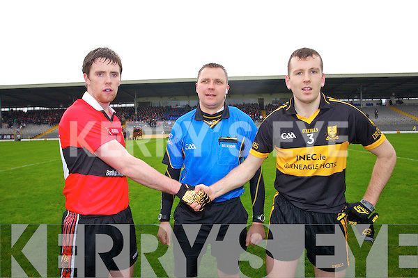 Crokes v UCC in the Senior Munster Club Championship Final 2011 at Fitzgerald Stadium on Sunday.