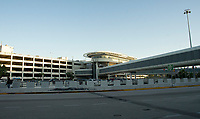 MIAMI FLORIDA - JANUARY  22: Exterior View of Miami International Airport on January 22, 2020 in Miami, Florida. Miami is getting ready for Super Bowl as thousands of tourists descend on the state to celebrate the biggest sporting event of the year. (Photo by Kena Betancur / VIEWpress).