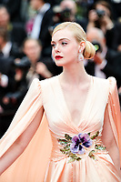 CANNES - MAY 14:  Elle Fanning arrives to the premiere of &quot;THE DEAD DON&rsquo;T DIE <br /> &quot; during the 2019 Cannes Film Festival on May 14, 2019 at Palais des Festivals in Cannes, France. <br /> CAP/MPI/IS/LB<br /> &copy;LB/IS/MPI/Capital Pictures