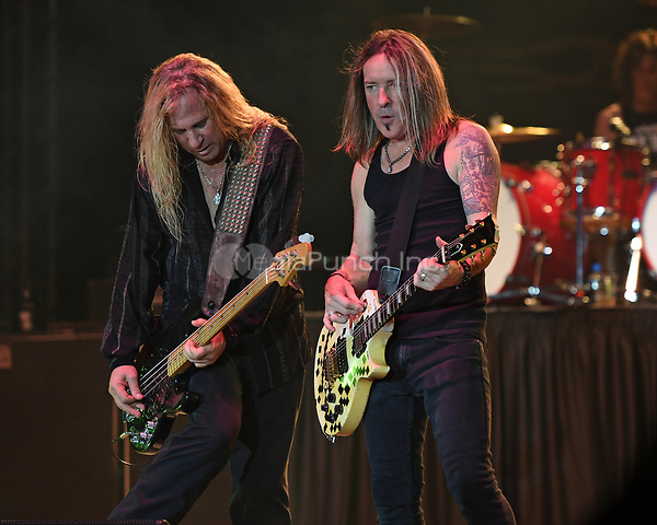 MIAMI, FL - NOVEMBER 04: Vince Neil performs during Weiner Bash 2017 at The Magic City Casino on November 4, 2017 in Miami, Florida. Credit: mpi04/MediaPunch