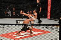 RIO DE JANEIRO, RJ, 01.08.2015 - UFC-RJ - O lutador Guido Cannetti vence Hugo Wolverine no UFC 190: Rousey vs. Correia, na HSBC Arena, na zona oeste, neste sábado (01). (Foto: João Mattos / Brazil Photo Press)
