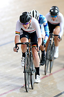 Raquel Sheath of Waikato BOP competes in the Elite Women Omnium 2, Tempo Race 7.5km,  at the Age Group Track National Championships, Avantidrome, Home of Cycling, Cambridge, New Zealand, Sunday, March 19, 2017. Mandatory Credit: © Dianne Manson/CyclingNZ  **NO ARCHIVING**