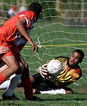 "MARK R. SULLIVAN<br /> HOME NEWS TRIBUNE<br /> SPORTS ACTION<br /> ""GOALIE SAVE""<br /> DAILY<br /> 3RD PLACE"