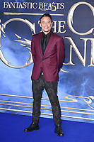 "Simon Wan<br /> arriving for the ""Fantastic Beasts: The Crimes of Grindelwald"" premiere, Leicester Square, London<br /> <br /> ©Ash Knotek  D3459  13/11/2018"