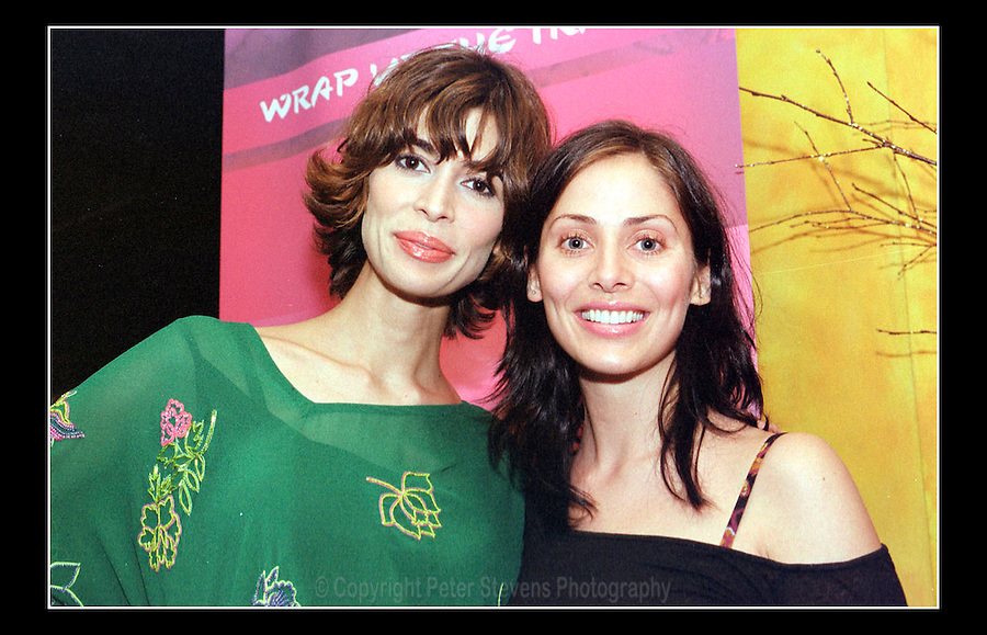 Lisa B &amp; Natalie Imbruglia - IFAW Charity Auction at China Whites, Winsley St, London W1-<br /> <br /> The International Fund for Animal Welfare (IFAW) was founded by a small group of people in 1969. Its mission is to improve the welfare of wild and domestic animals throughout the world by reducing commercial exploitation of animals, protecting wildlife habitats, and assisting animals in distress.
