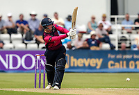 Northants Steelbacks' Rob Newton <br /> <br /> Photographer Andrew Kearns/CameraSport<br /> <br /> Royal London One Day Cup - Northamptonshire v Durham - Sunday 27th May 2018 - The County Ground, Northampton<br /> <br /> World Copyright &copy; 2018 CameraSport. All rights reserved. 43 Linden Ave. Countesthorpe. Leicester. England. LE8 5PG - Tel: +44 (0) 116 277 4147 - admin@camerasport.com - www.camerasport.com