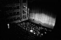 first performance, Teatro alla Scala, milano