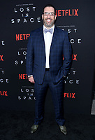 09 April 2018 - Hollywood, California - Christopher Lennertz. NETFLIX's &quot;Lost in Space&quot; Season 1 Premiere Event held at Arclight Hollywood Cinerama Dome. <br /> CAP/ADM/BT<br /> &copy;BT/ADM/Capital Pictures