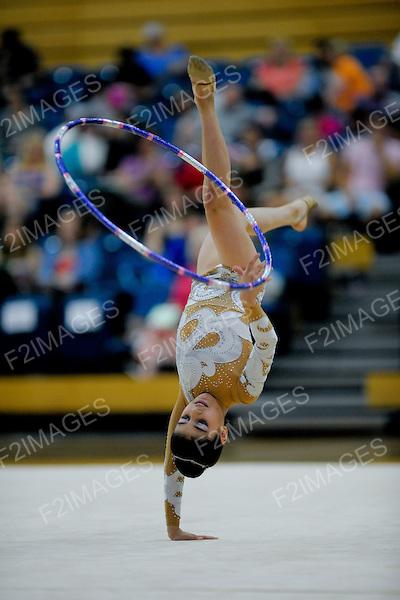 10.7.10 Rhythmic National Championships .Fenton Manor Stoke..Photos by Alan Edwards