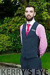 Jordan Quilligan Gleneagle Hotel Bar Supervisor