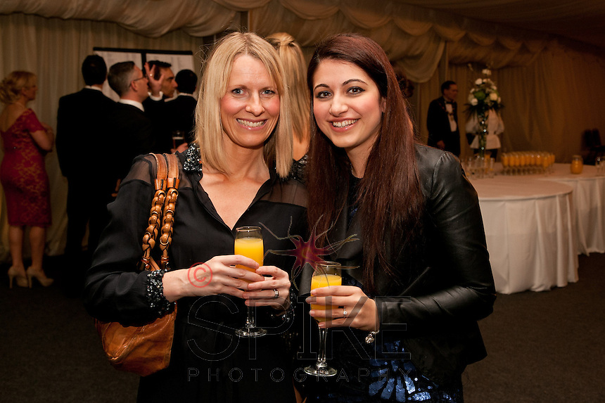 Ginny Hallam (left) and Rena Christou both from Halborns