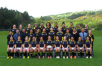 141018 Women's Rugby - Wellington Pride Team Photo