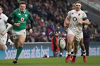 Twickenham, United Kingdom.   Natwest 6 Nations : England vs Ireland. right Sam SIMMONS, at the  RFU Stadium, Twickenham, England, <br /> <br /> Saturday   17.03.18<br /> <br /> [Mandatory Credit; Peter Spurrier/Intersport-images]