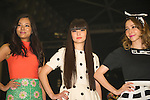 (L-R) Yukimi Matsuo, Kozue Akimoto, Lena Fujii: June 22, 2013, Singapore - The inaugural ASIA STYLE COLLECTION 2013 is a celebration of Asian pop culture, combining fashion and music in an amazing one-day extravaganza. The event features the first-ever collaboration of Korea K-POP COLLECTION and Japan TOKYO GIRLS COLLECTION. (Photo by Haruhiko Otsuka/Nippon News)