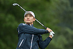 Min Sun Kim of South Korea tees off during Round 1 of the World Ladies Championship 2016 on 10 March 2016 at Mission Hills Olazabal Golf Course in Dongguan, China. Photo by Victor Fraile / Power Sport Images