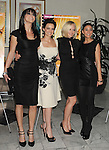 """BEVERLY HILLS, CA - MARCH 04: Adrianne Palicki, Carla Gugino, Marley Shelton and Emmanuelle Chriqui arrive at the """"Elektra Luxx"""" Los Angeles Premiere at The Aidikoff Screening Room on March 4, 2011 in Beverly Hills, California."""