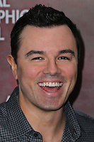 "LOS ANGELES, CA, USA - MARCH 04: Seth MacFarlane at the Premiere Of FOX's ""Cosmos: A SpaceTime Odyssey"" held at The Greek Theatre on March 4, 2014 in Los Angeles, California, United States. (Photo by Xavier Collin/Celebrity Monitor)"