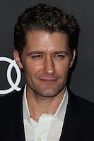 LOS ANGELES, CA - JANUARY 09: Matthew Morrison at the Audi Golden Globe Awards 2014 Cocktail Party held at Cecconi's Restaurant on January 9, 2014 in Los Angeles, California. (Photo by Xavier Collin/Celebrity Monitor)