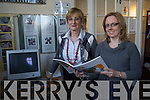 Kerry Adult Education Centres around the county have seen a marked increase in the number of people seeking literacy and numeracy help from their services since the recession hit. .L-R Celia Blinkhorn and Aoife McCormack County Adult  Literacy Organiser