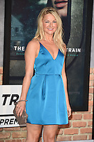 Sarah Hadland<br /> at the premiere of &quot;The Girl on the Train&quot;, Odeon Leicester Square, London.<br /> <br /> <br /> &copy;Ash Knotek  D3156  20/09/2016