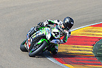 CEV Repsol en Motorland / Aragón <br /> a 07/06/2014 <br /> En la foto :<br /> Superbike-SBK<br /> 4 pietri<br />RM/PHOTOCALL3000