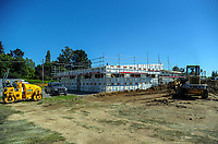New South Wairarapa Veterinary Services clinic building site in Carterton, New Zealand on Thursday, 16 November 2017. Photo: Dave Lintott / lintottphoto.co.nz
