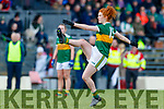Louise Ní­ Mhuircheartaigh, Kerry during the Lidl Ladies National Football League Division 2 Round 4 match between Kerry and Tyrone at Fitzgerald Stadium on Sunday.