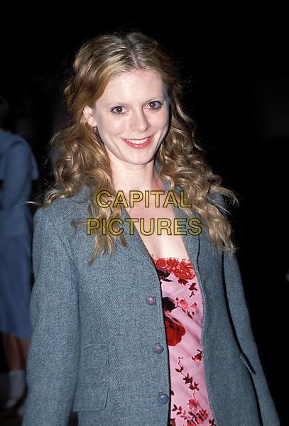 EMILIA FOX.launch of Stella McCartney flagship store, Bruton Street, W1.curly, wavy hair.www.capitalpictures.com.sales@capitalpictures.com.© Capital Pictures