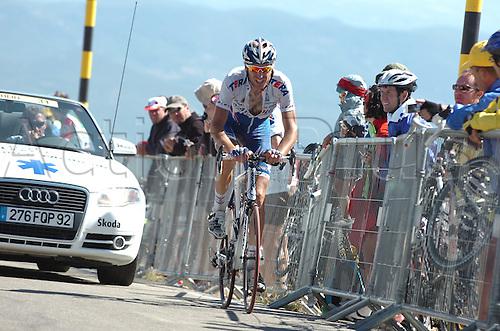 2009, Tour de France, Montelimar - Mont Ventoux, Katusha, Karpets Vladimir, Le Mont Ventoux 24th July 2009 Stage 20 Montelimar to Mont Ventoux (Photo: Stefano Sirotti/ActionPlus)