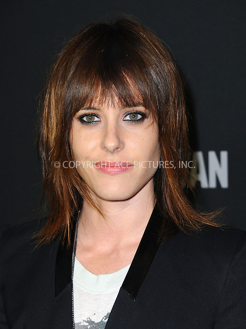 WWW.ACEPIXS.COM<br /> <br /> June 25 2013, LA<br /> <br /> Katherine Moennig arriving at a screening of 'Ray Donovan' at DGA Theater on June 25, 2013 in Los Angeles, California<br /> <br /> By Line: Peter West/ACE Pictures<br /> <br /> <br /> ACE Pictures, Inc.<br /> tel: 646 769 0430<br /> Email: info@acepixs.com<br /> www.acepixs.com