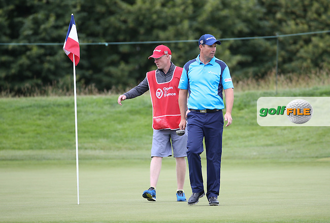 Padraig Harrington (IRL) at the 17th during the Final Round of the 100th Open de France, played at Le Golf National, Guyancourt, Paris, France. 03/07/2016. Picture: David Lloyd | Golffile.<br /> <br /> All photos usage must carry mandatory copyright credit (&copy; Golffile | David Lloyd)