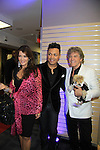 Felix Mercado & Lisa Vanderpump & husband Ken at Celebrity Fashion Stylist Felix Mercado's Fashion Nght Out Runway Show and After Party was held on September 6, 2012 at Loehmann's, New York City, New York  Lisa Vanderpump (The Real Housewives of Beverly Hills) (Photo by Sue Coflin/Max Photos)