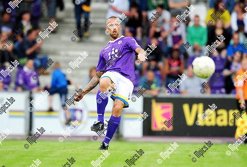 2014-07-21 / Voetbal / seizoen 2014-2015 / KFCO Beerschot-Wilrijk / Antony Portier<br /><br />Foto: mpics.be