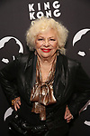 """Renee Taylor attends the Broadway Opening Night of """"King Kong - Alive On Broadway"""" at the Broadway Theater on November 8, 2018 in New York City."""